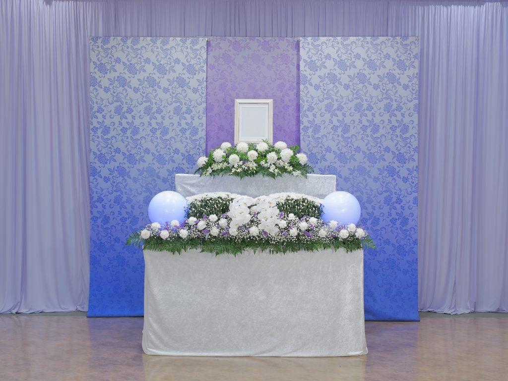 選べる生花祭壇