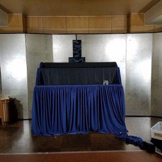 横浜市で少し大きなお葬式、家族葬