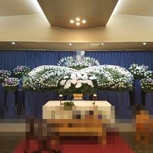 生花祭壇 菊