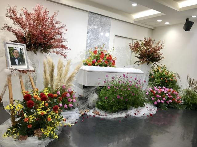 無宗教葬儀,横浜市