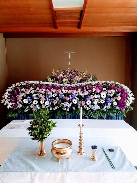 家族葬,久保山斎場,久保山霊堂